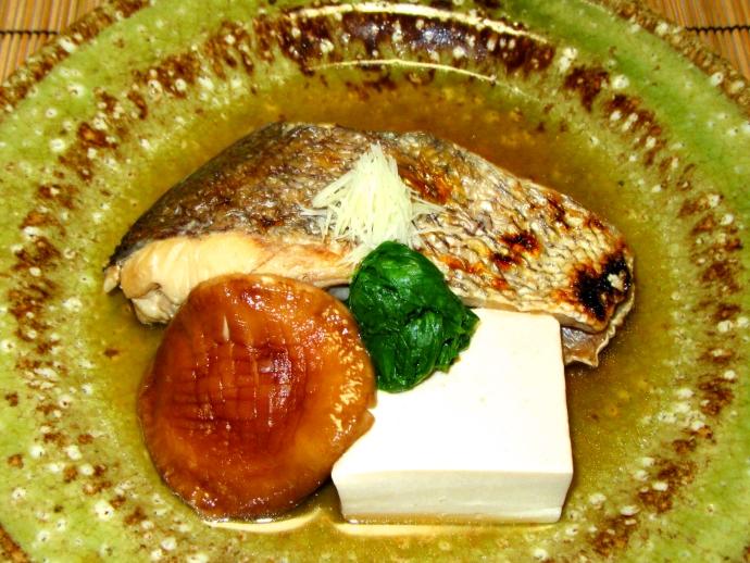 焼き魚,煮びたし,焼きびたし