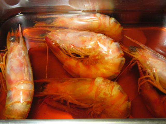 くるまえび,旨煮,おせち料理の車海老,正月の煮物の献立