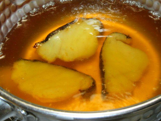 焼き鱈の八方煮の作り方