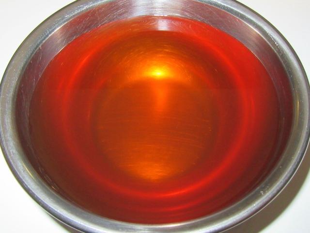 煮物の黄金比で作った煮汁