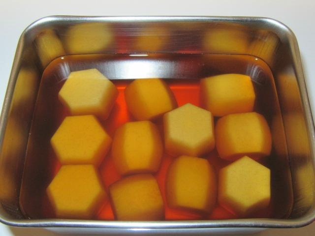 里芋の煮物の作り方,六方小芋