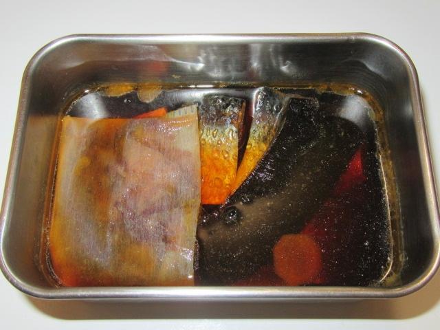 にしんの蒸し煮の作り方,仕上がり写真
