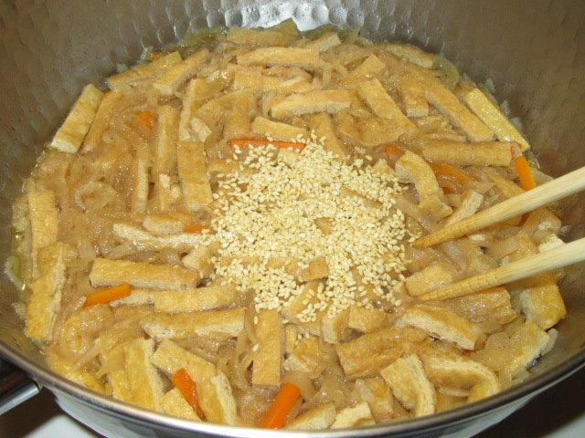 切り干し大根の煮物の作り方手順