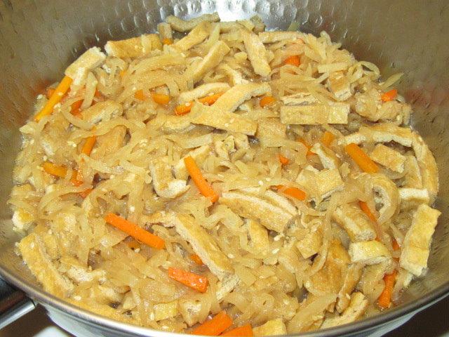 切り干し大根の煮物の作り方