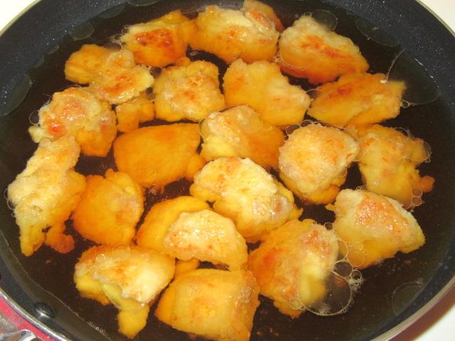 鶏もも肉の煮物の作り方手順